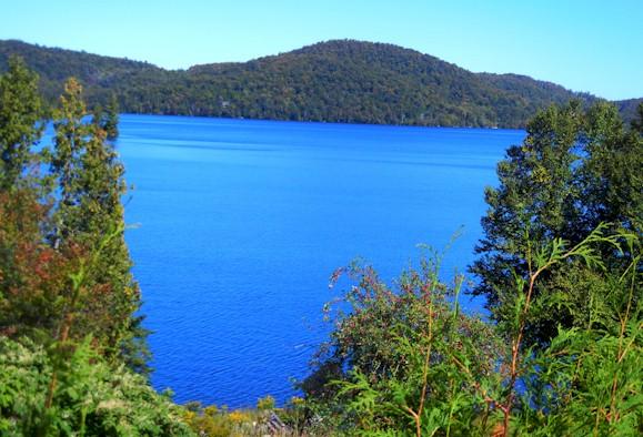 Tour du lac for Piscine du lac tours tarif
