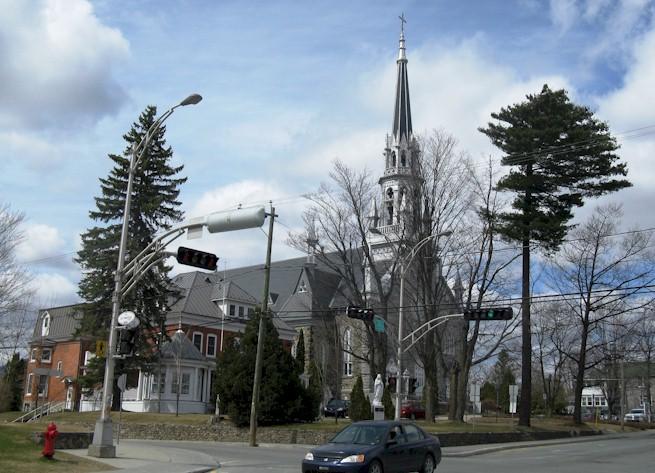 Saint Patrice Ville