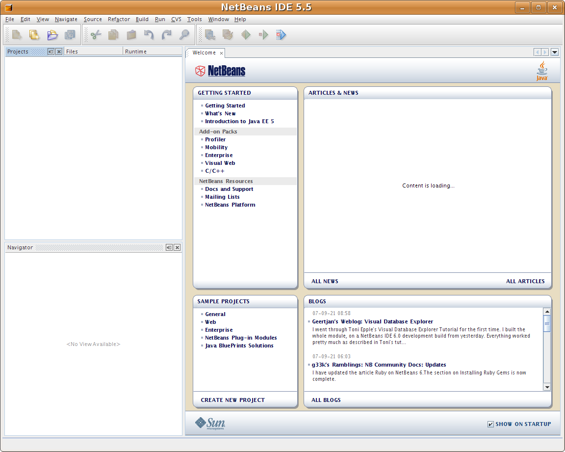 how to add a library to netbeans