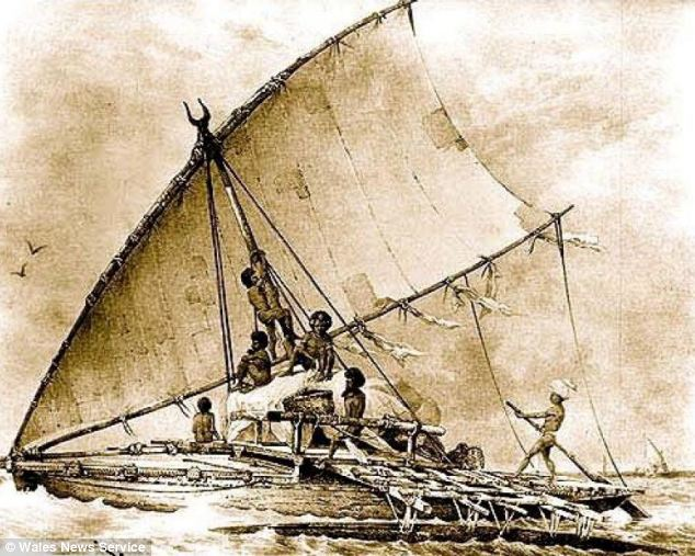 Яблочко who invented the fist sail well understand