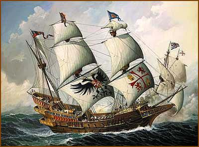 the spanish armada during the 15th century Useful notes / new spanish armada  the earliest origins of the spanish army can be traced back to the late 15th century  (during the latter c16th french.